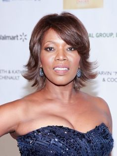 Alfre Woodard's Flippy Style | Style Goes Strong