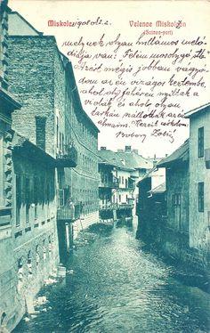 Női szemet nem hagy szárazon a százéves miskolci képeslap | BOON