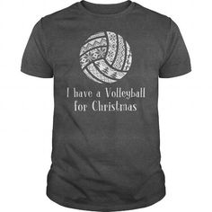 VOLLEYBALL FOR CHRISTMAS