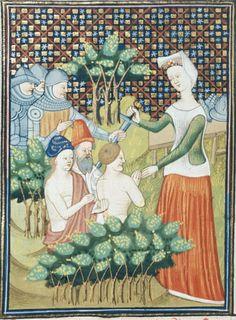 BL Royal 16 G V Le livre de femmes nobles et renomées