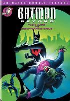 Batman Beyond: Tech Wars / Disappearing Inque [DVD] by Warner Home Video. Tech wars: The future world becomes even more dangerous for the new Batman when technological advancements are used for crime.  Disappearing Inque: The Gotham City nights give birth to a brand-new super villain. She is a deadly, shape-shifting industrial saboteur named Inque.