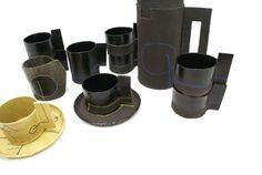 Vanja Bazdulj Makes — Naive Tableware Naive, Clay, Ceramics, Tableware, How To Make, Handmade, Clays, Ceramica, Pottery