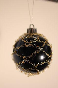 Christmas ornament #diy #crochet