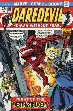 Foggy and his sister are in a lot of hot water! Can Daredevil cool things down?