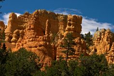 Red Canyon, near Bryce Canyon, via Flickr.
