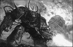 Risultati immagini per warhammer 40000 space marine del caos