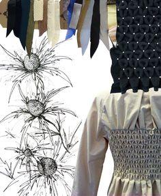 Fashion and Textile Design: Emma Clark