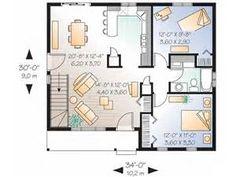 2 bedroom floorplans google search