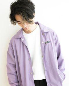 Men's Hair, Rain Jacket, Windbreaker, Raincoat, Hairstyle, Jackets, Fashion, Men Hair, Rain Gear