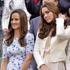 7 style rules that all British women follow including, we imagine, Kate and Pippa Middleton (seen hanging here at Wimbledon)