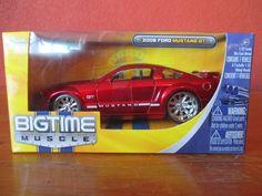 Jada Big Time Muscle 2006 Ford Mustang GT 1:32 #JadaToys
