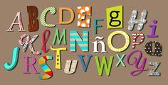 The Nursery #4 - Alphabet Wall