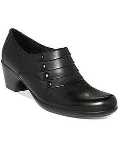 Clarks Women's Boots, Ingalls Falls Button Shooties - Shoes - Macy's