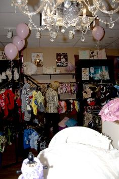 d83d4f1a9 Designer outfits are in abundance at the Posh Puppy Boutique.