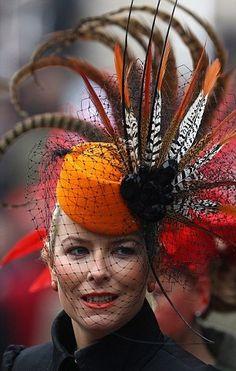 Weird and wonderful hat
