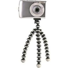 The Gorillapod is the lightest and most versatile camera tripod available today.