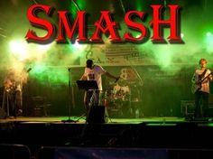 Smash een allround rock coverband boek je bij www.wonna.nl