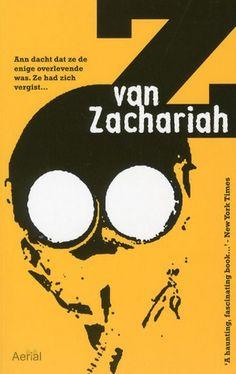 Ann is in haar omgeving de enige overlevende van een nucleaire oorlog. Om de eenzaamheid van zich af te zetten, houdt ze een dagboek bij. Na iets meer dan een jaar ziet ze in de verte een rookpluim. Zouden meer mensen de oorlog hebben overleefd? (^Petra).  Meer weten? >>  http://bzof.nl/catalogus.html?q=Z+van+Zachariah