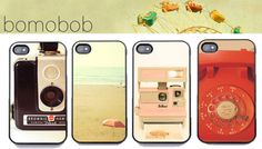 Vintage iPhone cases Bomobob on Etsy http://www.etsy.com/shop/bomobob?section_id=6923937