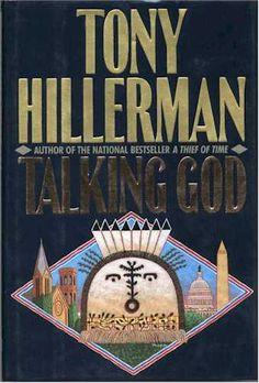 Talking God  Tony Hillerman