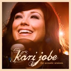 Kari Jobe. She is exactly what I want to be. Such an inspiration my definite role model