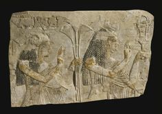 Limestone relief fragment. 19th dynasty. Reign of Ramesses II. 1279-1213 B.C. | Sotheby's