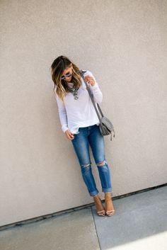 16b7a466cc Cella Jane | A Fashion, Beauty & Lifestyle Blogger : Not So Basic Chloe  Marcie