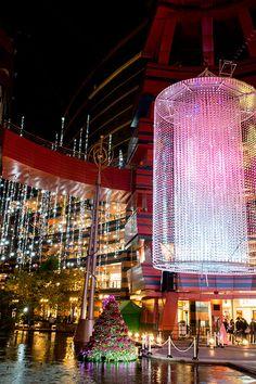 Canal City shopping mall, Fukuoka, Japan