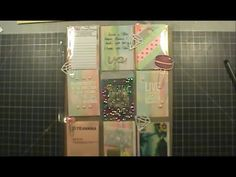 Detailed Pocket Letter Tutorial - MCDesigns - YouTube