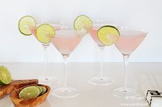This delicious watermelon lemonade martini recipe will make your mouth water and your parties be a hit! The tastiest cocktail recipe for your next party.