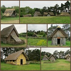 https://flic.kr/p/C234kD | West Stow Anglo-Saxon Village, Suffolk, England |  West Stow Anglo-Saxon Village is both an archaeological site and an open-air museum. Evidence for intermittent human habitation at the site stretches from the Mesolithic through the Neolithic, Bronze Age, Iron Age and Romano-British period, but it is best known for the small village that existed on the site between the mid-5th century and the early 7th century CE, during the early Anglo-Saxon period. During this…