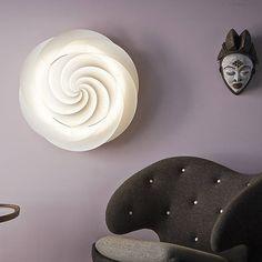 Swirl 1320 Ceiling/Wall Lamp