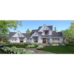 4000 Sq Ft House Plans, Dream House Plans, House Floor Plans, Large House Plans, Interior Minimalista, Modern Farmhouse Plans, House Blueprints, Futuristic Architecture, Large Homes