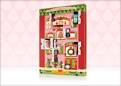 Benefit Cosmetics - advent calendar - candy coated countdown #benefituk