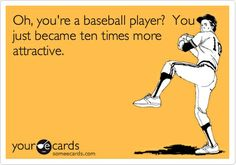 Mmm baseball players