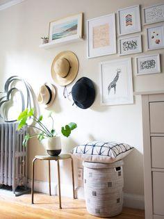 California Eclectic Bedroom Tour | Interior Designer, Stylist and Blogger Brett Foken | San Francisco, CA