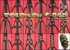 SOLOMON V-BAR -  blog.swiss-paracord.ch