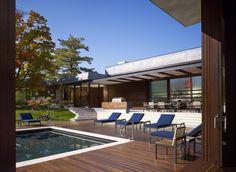 Private Residence / Grunsfeld Shafer Architects