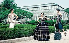 Seoul, Seoul, Seoul!, Vogue Korea August 2013