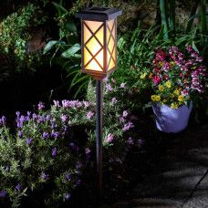 Arezzo Flaming Torch (Pack Of Garden Lanterns, Solar Lanterns, Solar Lights, Fairy Lights, Recessed Lighting Fixtures, Recessed Spotlights, Smart Garden, Torch Light, Ornamental Grasses