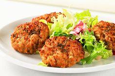 Four Bean Vegie Burgers Tofu, Tempeh Burger, Beef Kabob Recipes, Chicken Recipes, Baking Soda Coconut Oil, Beef Kabobs, Chicken Patties, Sweet Potato Wedges, Corn Fritters