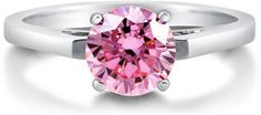 #Berricle                 #ring                     #Round #Pink #Cubic #Zirconia #Sterling #Silver #Solitaire #Ring #1.28 ##r645-r                         Round Cut Pink Cubic Zirconia Sterling Silver Solitaire Ring 1.28 ct #r645-r                            http://www.seapai.com/product.aspx?PID=1263522