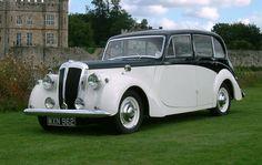 1952 Daimler Special Sports by Barker SP - Daimler Consort - Wikipedia
