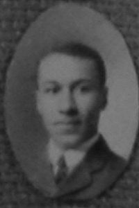 On September 1904, University of Wisconsin graduate George Poage (1880-1962) became the first African American to win Olympic medals with a bronze in the 200 and 400-meter hurdles at the third modern Olympic Games in St; Louis. Many prominent African-American leaders had called for a boycott of the games to protest racial segregation of the events in St. Louis.
