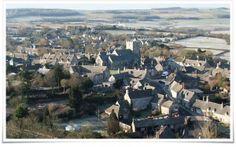 Village of Corfe Castle