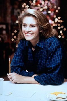 Julia Roberts as 'Shelby' in Herbert Ross', 'Steel Magnolias', 1989.