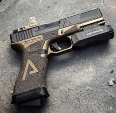 Glock Save those thumbs & bucks w/ free shipping on this magloader I purchased mine http://www.amazon.com/shops/raeind   No more leaving the last round out because it is too hard to get in. And you will load them faster and easier, to maximize your shooting enjoyment.