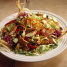 yum, fajita salad