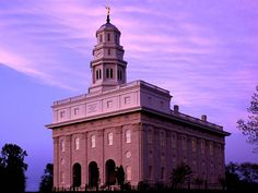 Nauvoo Temple, I took a picture almost identical to this one when I visited in 2006. Got to do baptisms in their beautiful font. Will return sometime this year in 2012 when I visit my brother in Wisconsin.