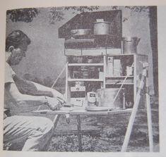 1955 Popular Mechanics Camp Kitchen Design - Coleman Collectors Forum
